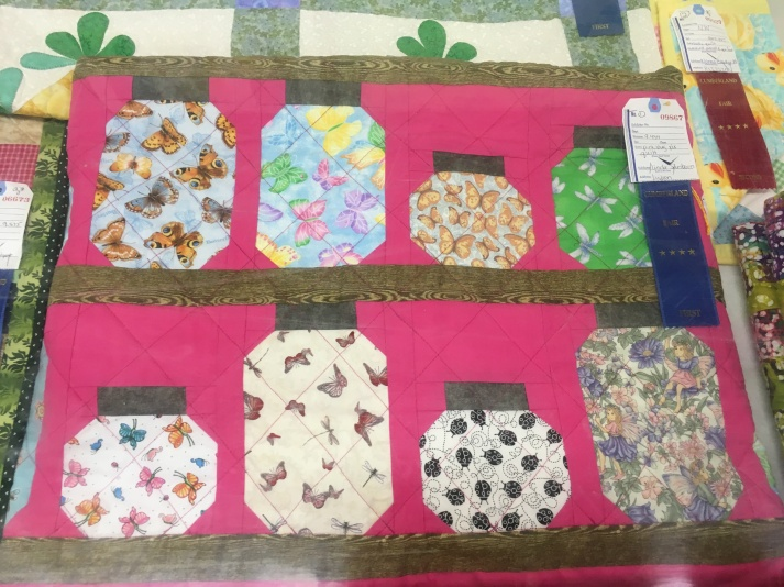Inspired to quilt?!